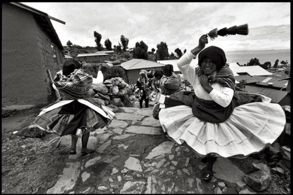 Fotografía Documental con Cecilia Larrabure
